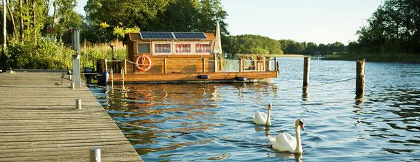 Urlaub auf Deinem Hausboot - Erlebe Deinen Urlaub auf dem Schiff mal anders! In Deiner Reiserei, Reisebüro in Berlin Brandenburg
