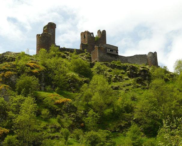 Le chateau du Tournel