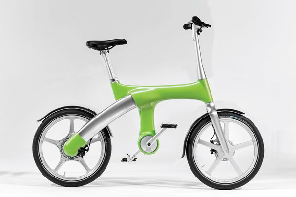 Mando Footloose IM e-Bike - grün, 2699 €