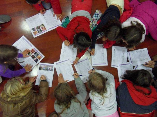 Yincana. Cuaderno de actividades