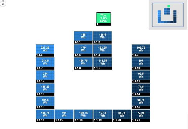 Modulüberwachung PV_Diehl 5,50kWp
