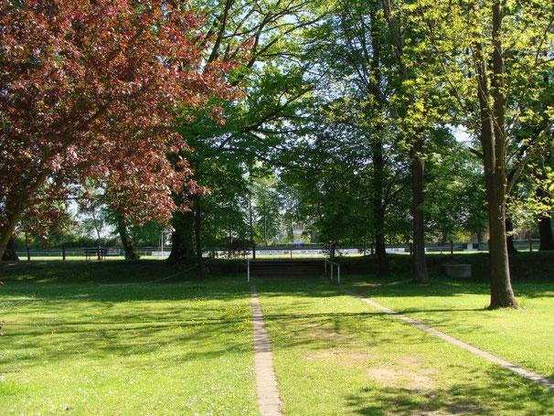 Sportplatz im Jahnsportpark