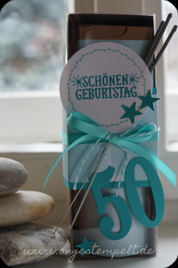 Mini-Wellnesspaket mit Stampin´Up! - Patricia Stich 2016