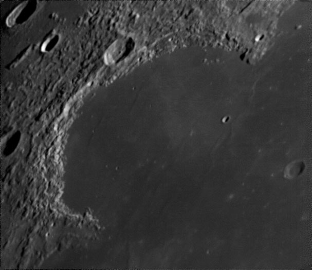 Sinus Iridium, July 19, 2013