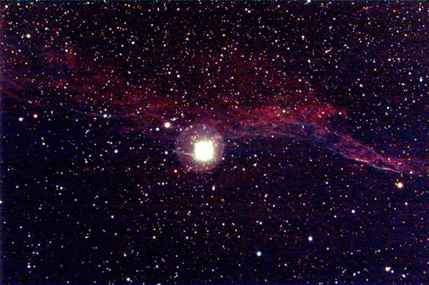 Veil Nebula West, NGC6960