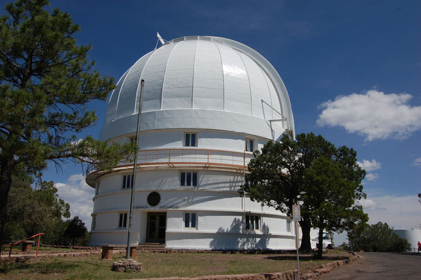 "The Dome of the 82"" Telescope"