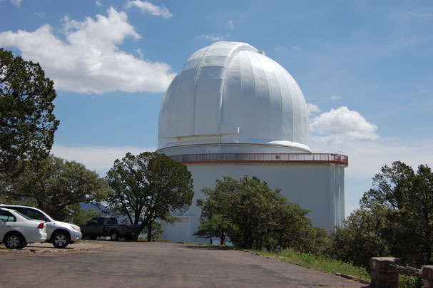 "The Dome of the 107"" Telescope"