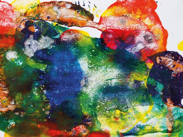 Kunstwerk SENTAI auf ARTS IV als Acrylglas- oder Schattenfugenrahmen-Druck bestellen