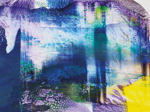 Kunstwerk WORLDS' PIECES VII auf ARTS IV als Acrylglas- oder Schattenfugenrahmen-Druck bestellen