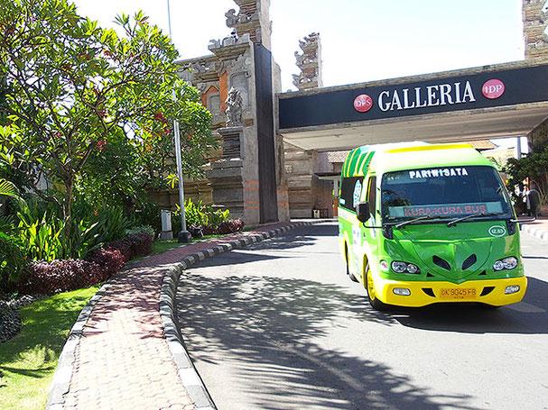 バリ島のバス Source: official website