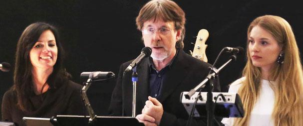 GOTTESLOB live, am 15. 3. 2019, im Saal der Donaucitykirche, in Wien