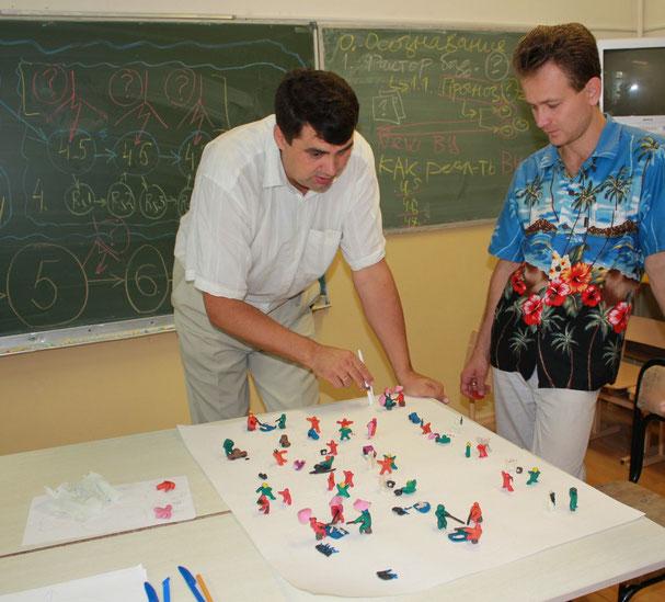 Курс-исследование в славном городе Владивостоке (2011 год).