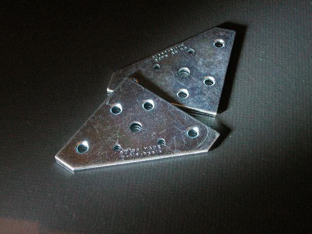Bildaufhänger Metall - M-Fix-Basic - 60x60x1.5mm