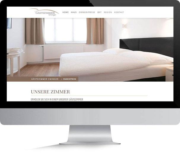hotelwebseite erstellen lassen
