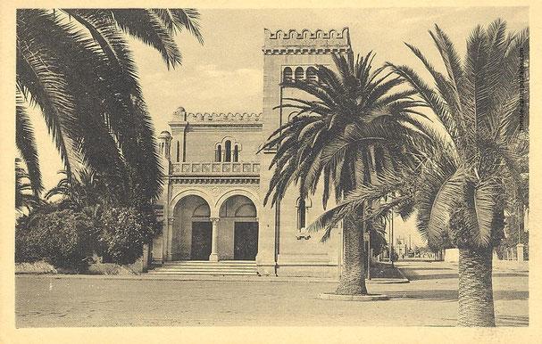 Eglise Jeannes d'Arc
