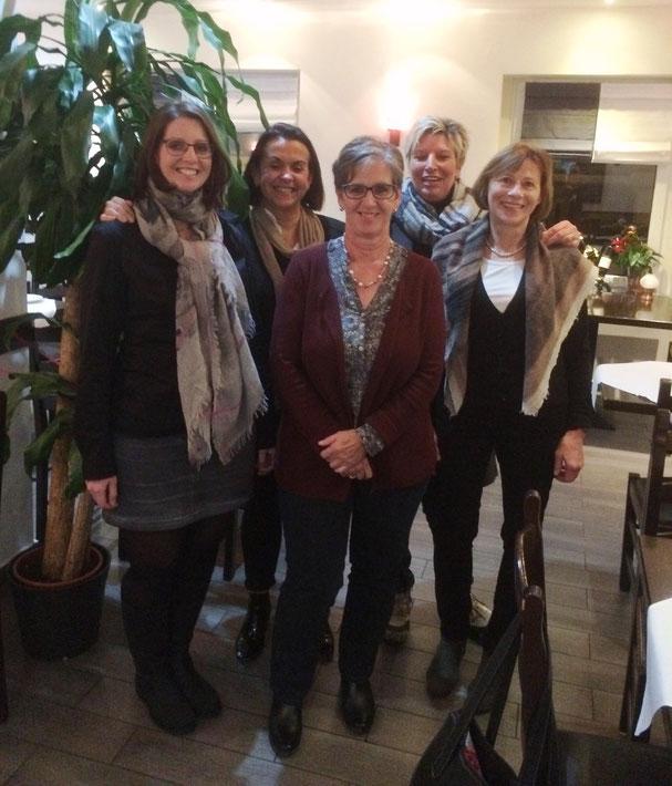 Frauen Union Nideggen im Dezember 2016