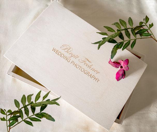 Geschenkbox Hochzeitsfotograf Mölln Hochzeitsfotografin Birgit Fechner FOTOFECHNER Hochzeitsfotografie