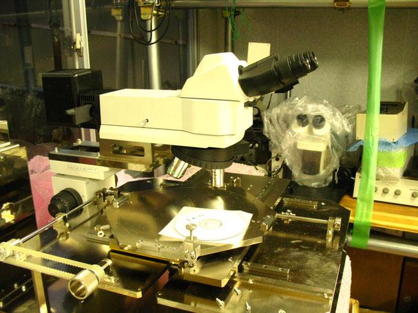 ニコン 8吋ウエハ検査顕微鏡