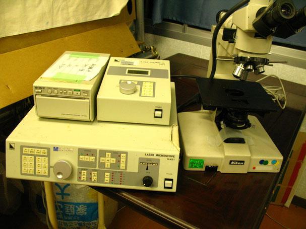 レーザー顕微鏡 1LH21