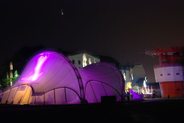 Konzertmuschel, Symphonic Stage, Klassik Open Air, Konzertbühne