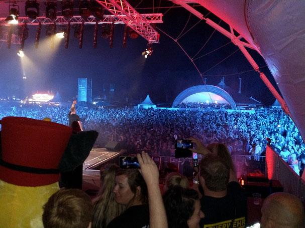 Festival Bühne, Bühnenbau, Bühne mieten, Open Air, Konzertmuschel mieten