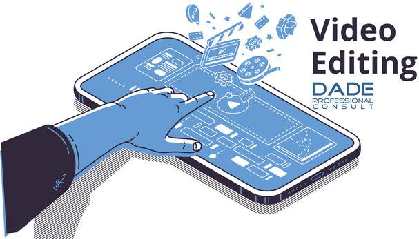 DADpc Bolzano_video editing_creazione video con integrazioni grafiche