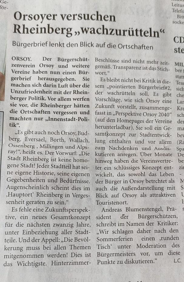 Quelle: Niederrhein Nachrichten
