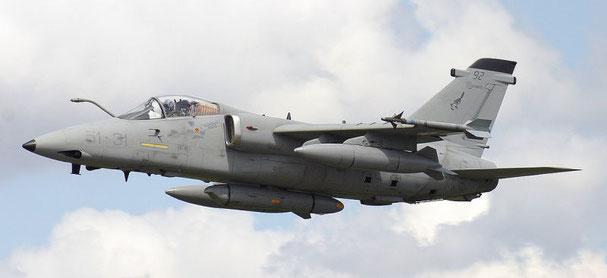 """AMX """"Ghibli"""" del 51° Stormo anche  il piccolo cacciabombardiere dovrà cedere il passo all'F-35."""