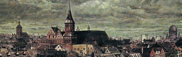 Panorama Kneiphof