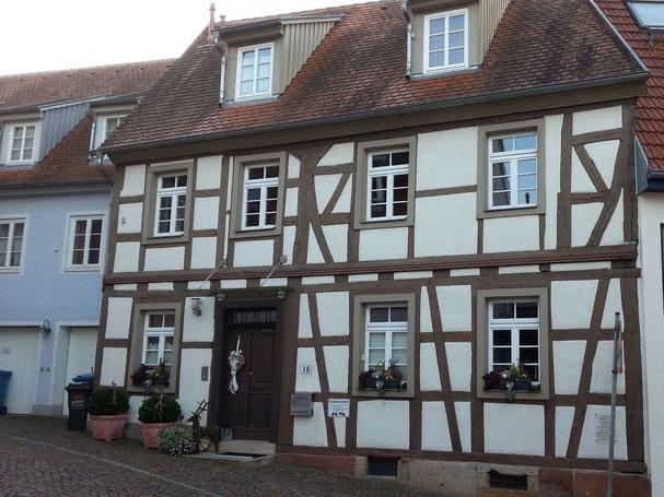 Altstadtrundgang Otterberg, Engelsche Mühle