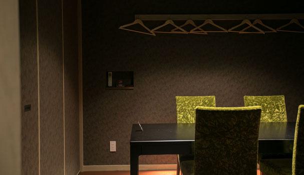 個室のイメージ 落ち着いた 大人の 雰囲気 広い個室