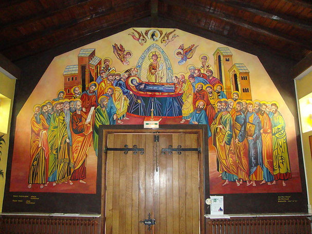 Chapelle aux Icones
