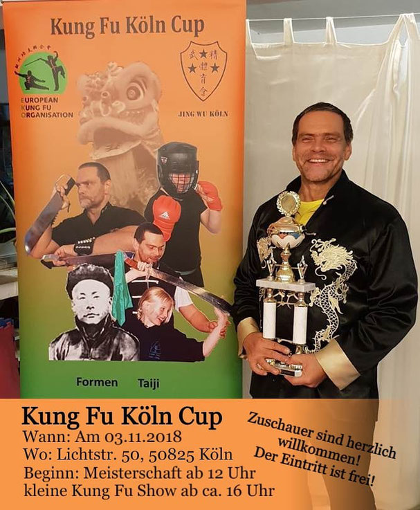 Kung Fu Köln Cup 2018
