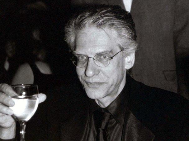 David CRONENBERG - Festival de Cannes1999  © Anik COUBLE