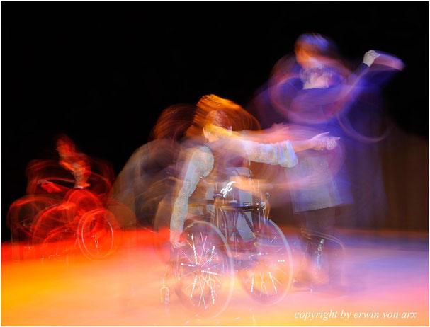 """""""Wheelchair dance""""  Rollstuhl Tanz"""