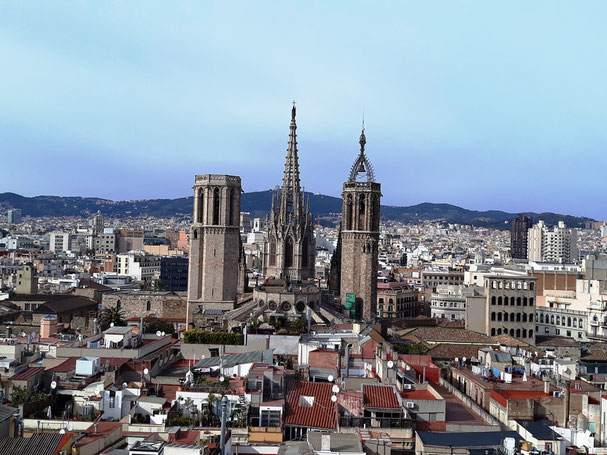 Ваш гид в Барселоне. Пешеходные экскурсии по историческому центру