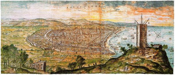 Кто основал Барселону