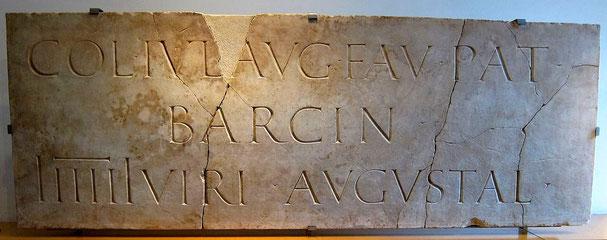 Кто основал Барселону?