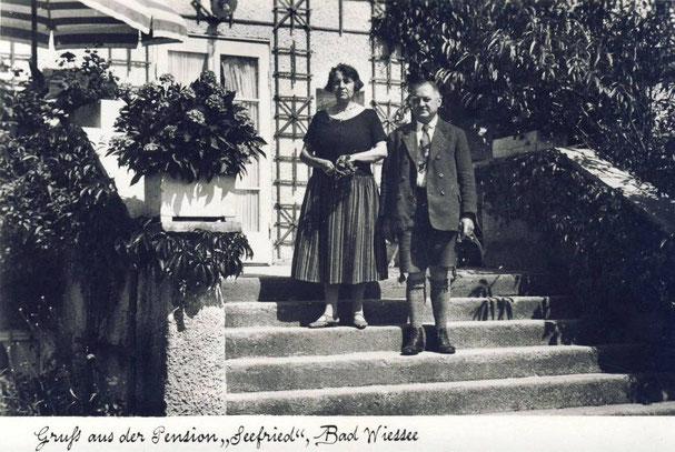 Albin Schmidt - Musikkapelle Bad Wiessee