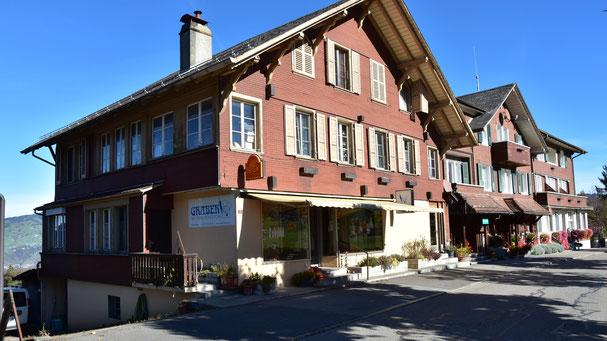 Standort Aeschi der Bäckerei Graber