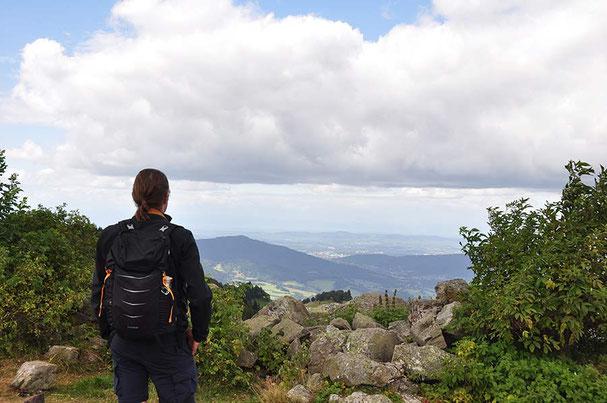 Viele Wanderrouten mit herrlichen Ausblicken in die Schwarzwaldlandschaft