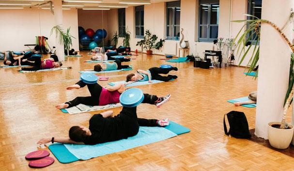Schwangerschaftsgymnastik-Region-Thun