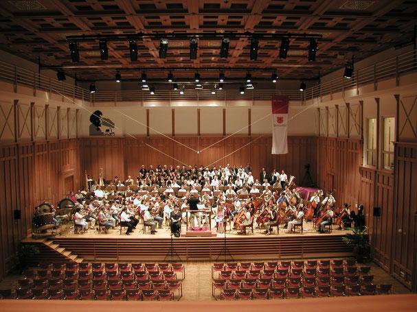 Gisytav Mahler Hall - Toblach
