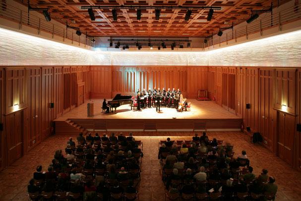 Gustav Mahler Hall - Toblach