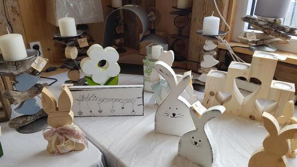 Dekoration Ideen für Ostern und den Frühling