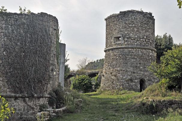 le château, un lieu d'observation privilégié
