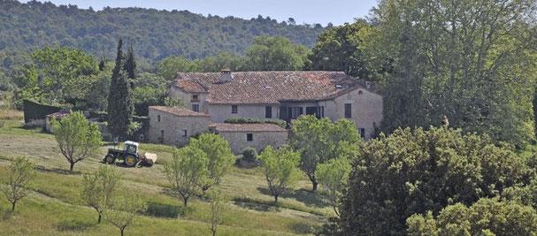 le domaine de Beauveset
