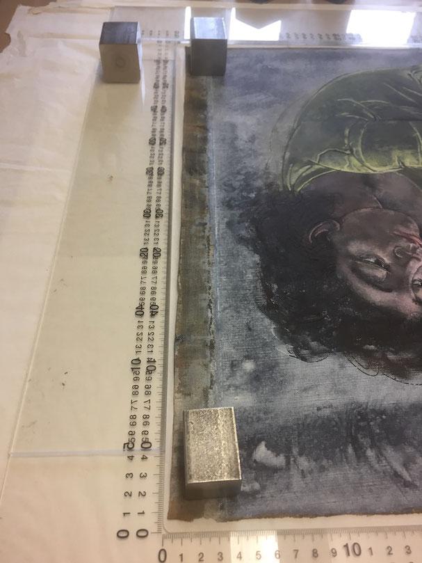 Gemälde von Erni neu einrahmen lassen