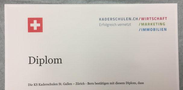 Diplom Kaderschulen