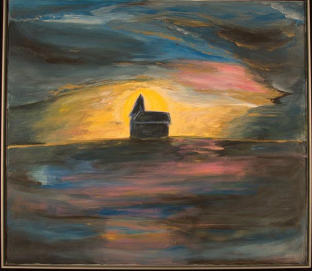 Gemälde richtig einrahmen